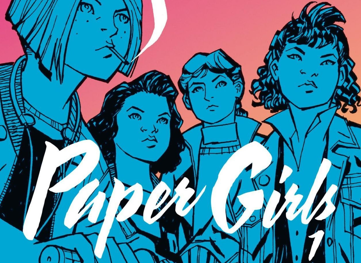 paper girls fumetto chiang