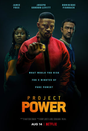 project power film poster netflix 2020