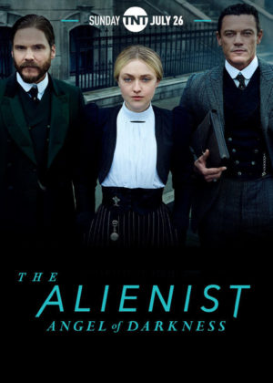 the alienist angel of darkness poster serie 2020