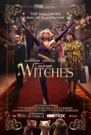 the witches film poster 2020
