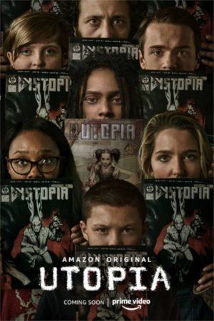 utopia serie amazon 2020 poster