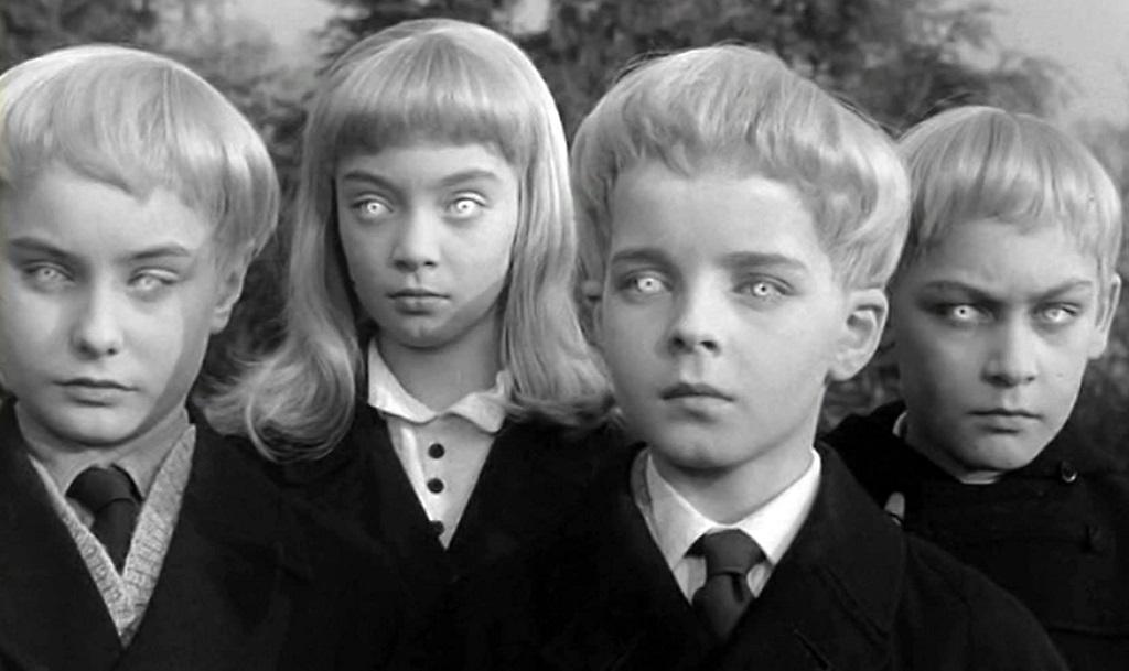 villaggio dei dannati film 1960