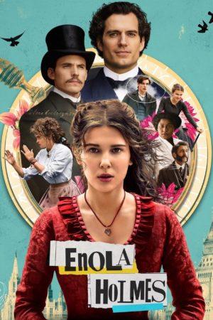 Enola Holmes film poster netflix 2020