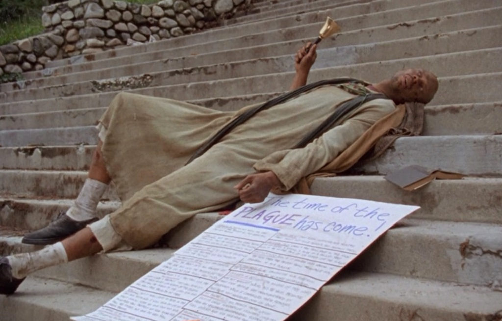 Kareem Abdul-Jabbar in L'ombra dello scoprione (1994)