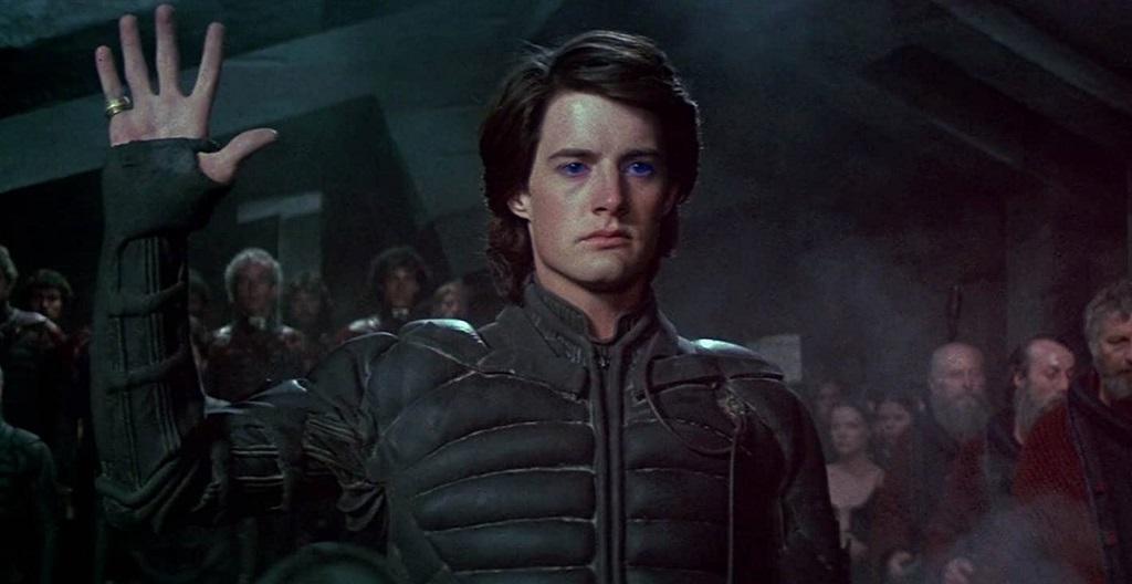 Kyle MacLachlan in Dune (1984)