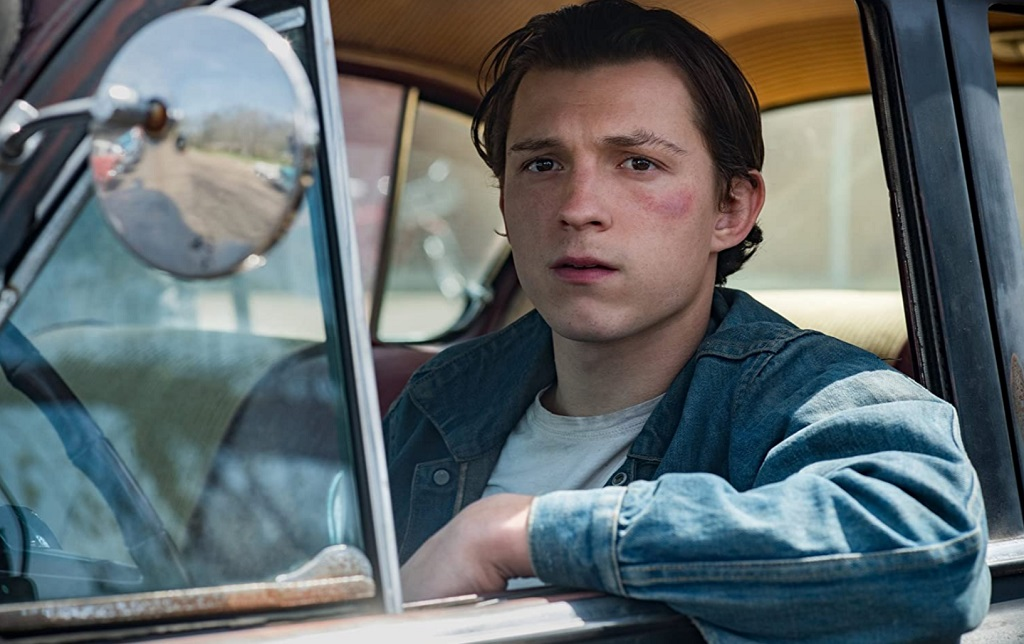 Le strade del male film netflix tom holland 2020