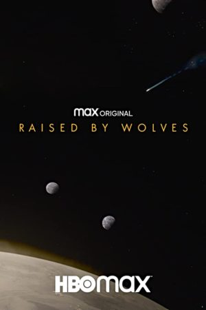 Raised by Wolves serie 2020 poster
