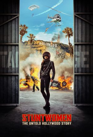 Stuntwomen The Untold Hollywood Story documentario poster 2020