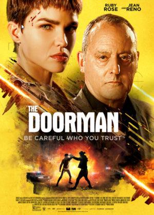 The Doorman (2020) film poster
