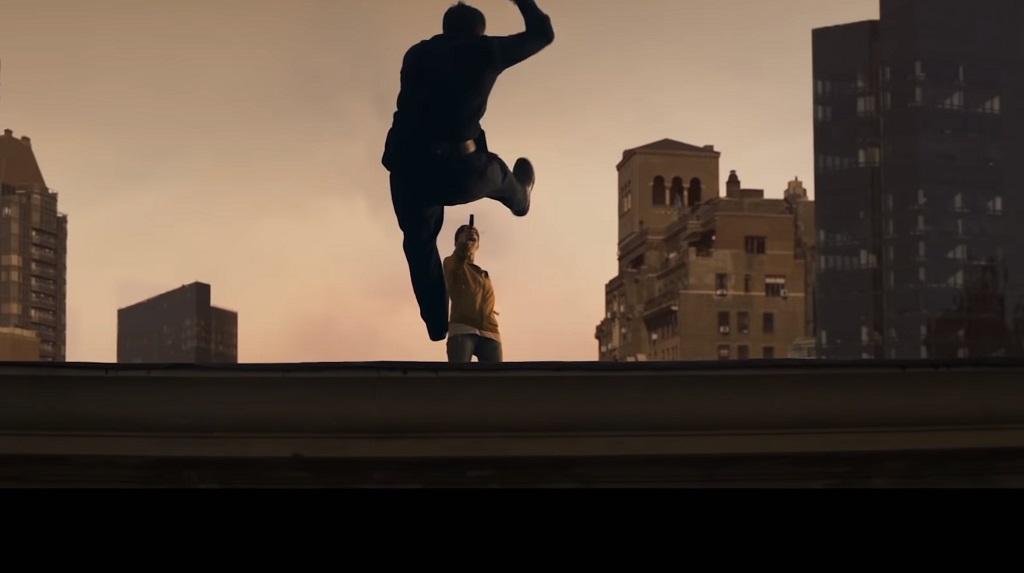 The Doorman (2020) film