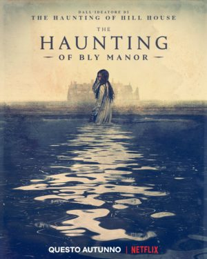 The Haunting of Bly Manor poster netflix