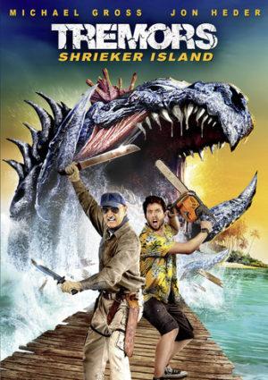 Tremors Shrieker Island film poster 2020