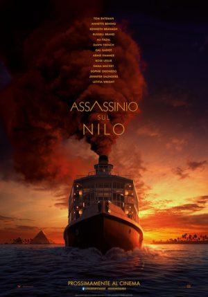assassinio sul nilo film 2020 poster ITA
