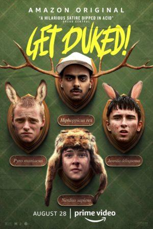 get duked! film poster 2020 amazon