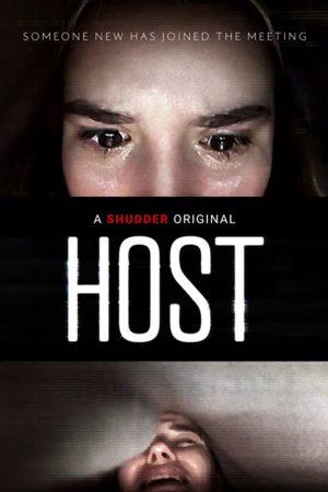 host film 2020 horror poster