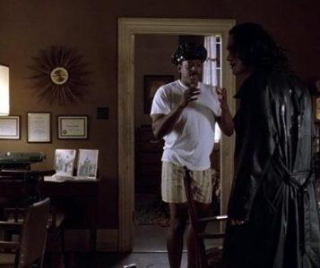 il corvo film 1994 Ernie Hudson