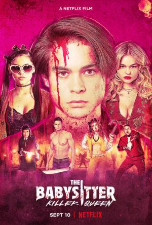 la babysitter killer queen film netflix 2020 poster