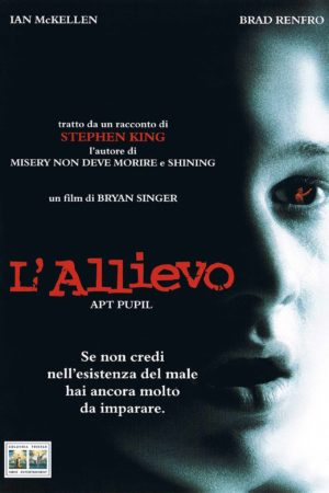 l'allievo film singer 1998 poster