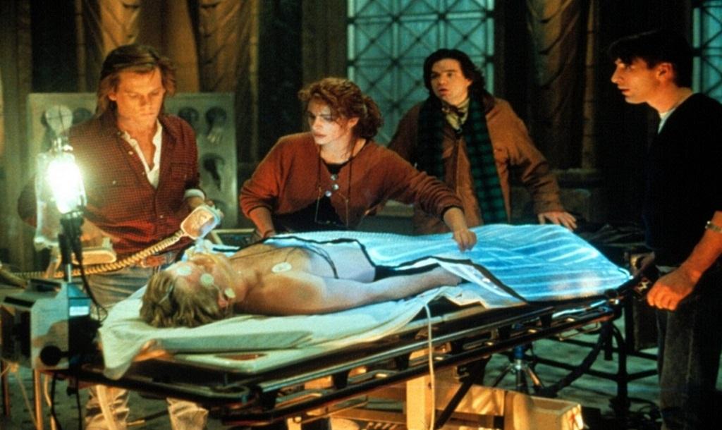 linea mortale film 1990