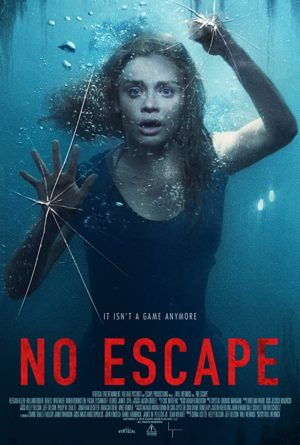 no escape film poster 2020