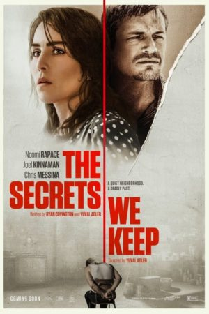 the secrets we keep film 2020 poster