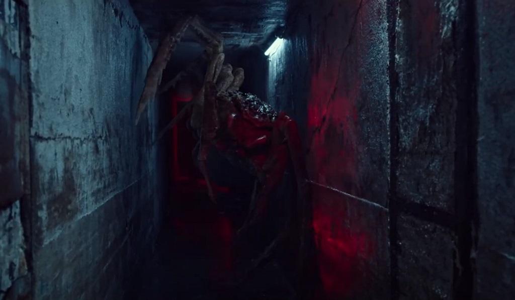 Abyssal Spider film taiwan 2020