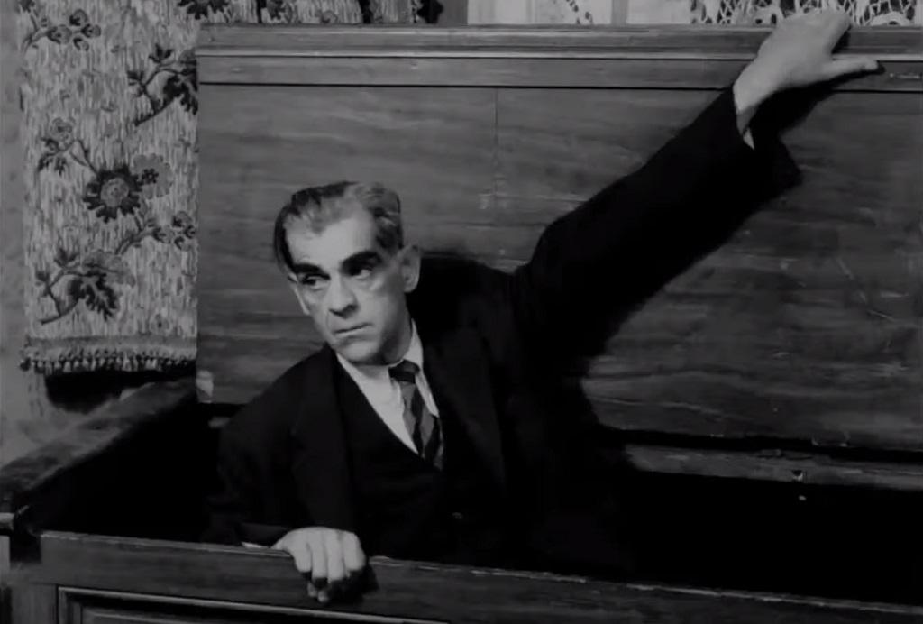 Boris Karloff The Man Behind The Monster 2020