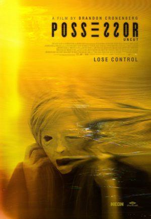 Brandon Cronenberg film poster Possessor