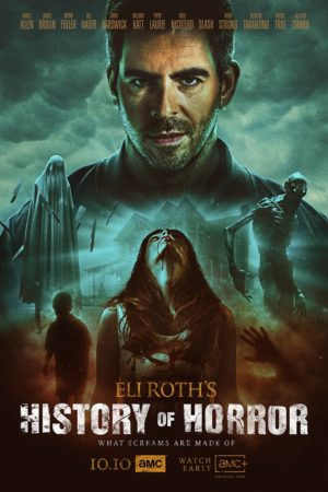 Eli Roth's History of Horror stagione 2 poster