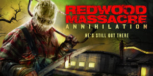 Redwood Massacre Annihilation (2020) film poster