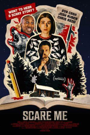Scare Me film poster 2020