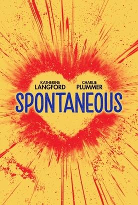 Spontaneous film 2020 poster