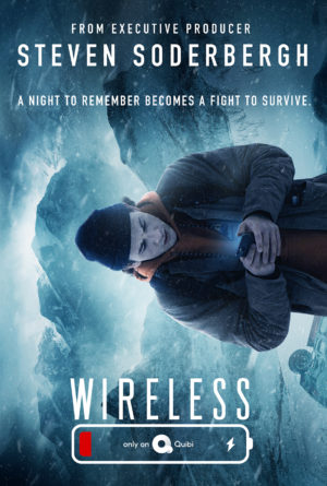 Wireless tye sheridan film quibi 2020 poster