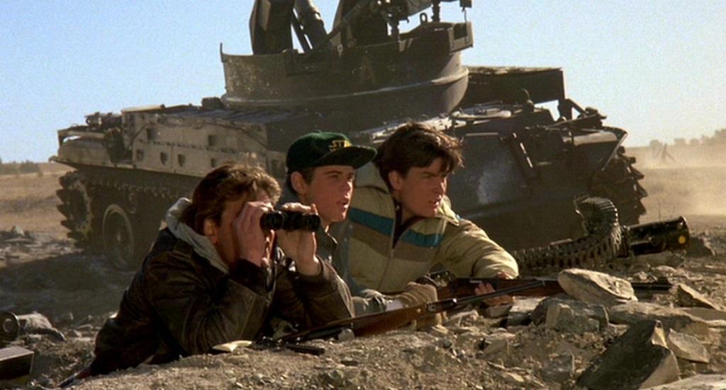 alba rossa film 1984 milius