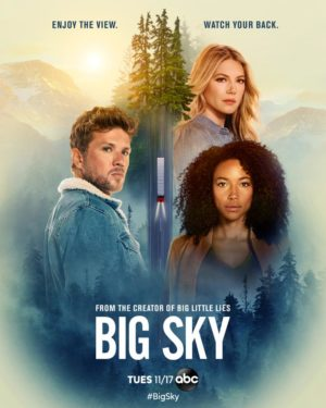 big sky serie 2020 poster
