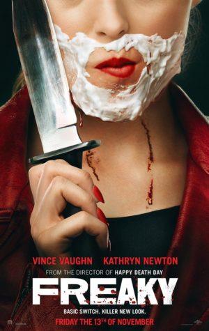 freaky film poster 2020 horror