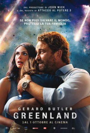 greenland film 2020 poster ita