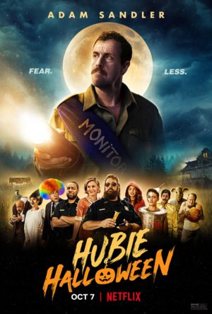 hubie halloween film netflix poster 2020