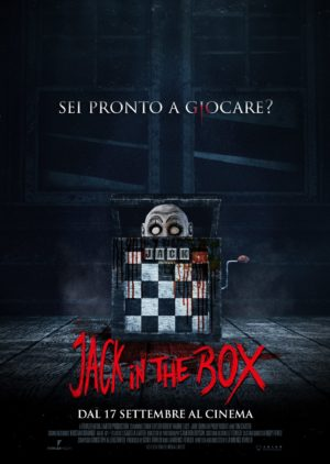 jack in the box film horror poster