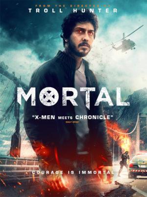 mortal film ovredal 2020 poster