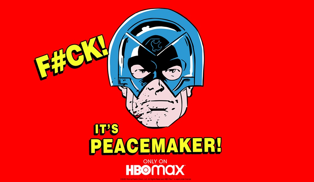 peacemaker serie HBO poster