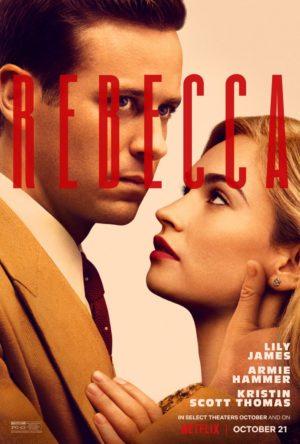 rebecca film netflix 2020 poster