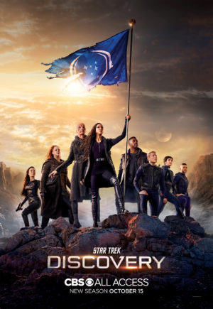 star trek discovery stagione 3 poster 2020