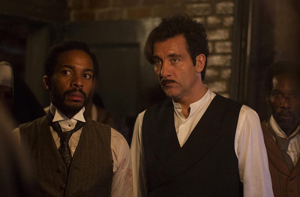 the knick serie