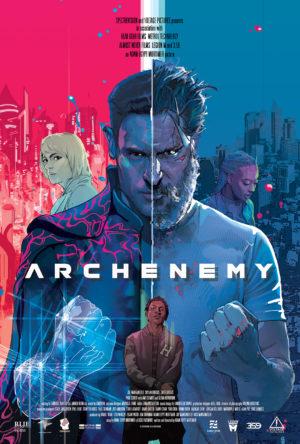 Archenemy film poster 2020