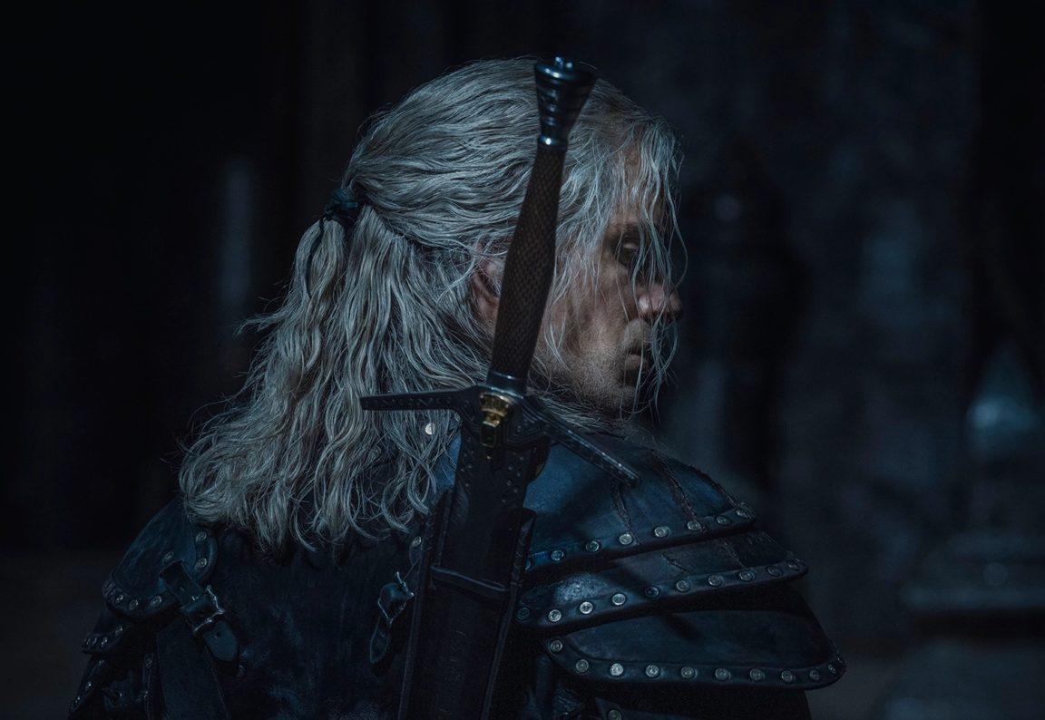 Geralt di Rivia The Witcher 2 serie netflix