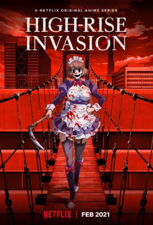High-Rise Invasion serie poster netflix 2021