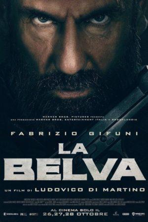 La Belva film 2020 poster