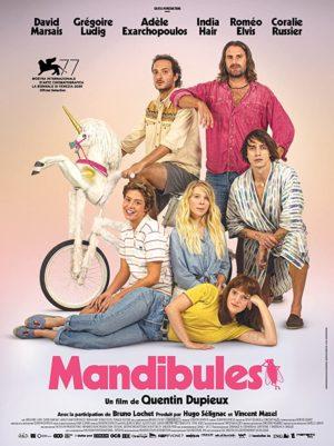 Mandibules film poster 2020