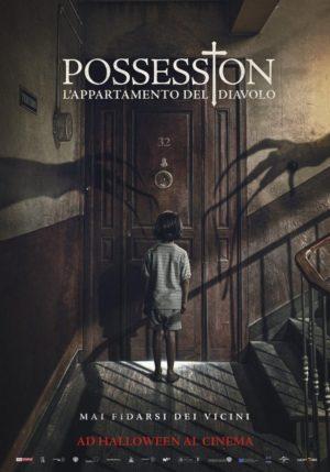 Possession - L'appartamento del Diavolo film poster 2020